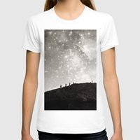 starry night T-shirts featuring Starry Night  by Laura Ruth