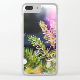 Fernytale Clear iPhone Case