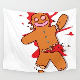 Bloody Wall Tapestry