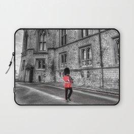 Windsor Castle Coldstream Guard Laptop Sleeve