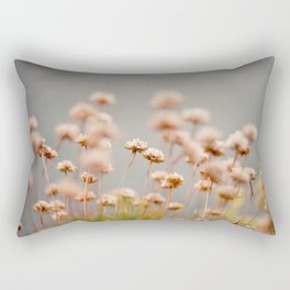 here comes the rain Rectangular Pillow