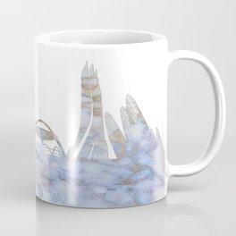 Abu Dhabi Skyline Coffee Mug