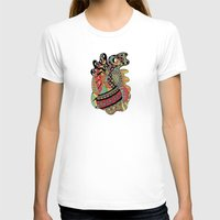 carousel T-shirts featuring Carousel by Tuky Waingan
