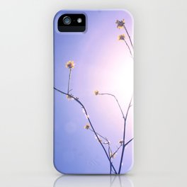 Delicate Things iPhone Case