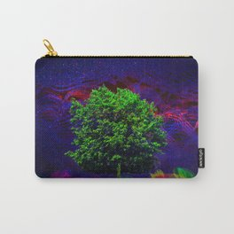 Warped Nature Carry-All Pouch