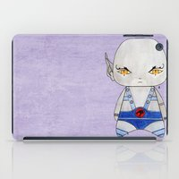 thundercats iPad Cases featuring A Boy - Panthro (Thundercats) by Christophe Chiozzi