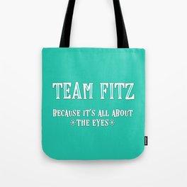 Team Fitz Tote Bag
