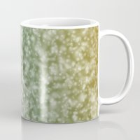 glitter Mugs featuring Glitter by David Zydd