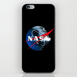 The Second NASA Death Star iPhone Skin
