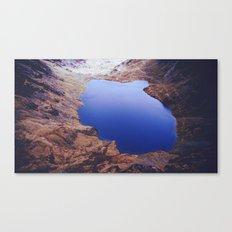 Cader Idris Lake Canvas Print
