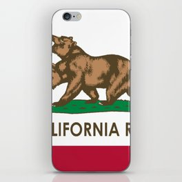 New California Republic iPhone Skin