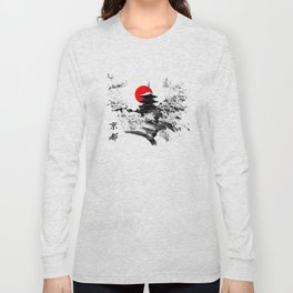 Kyoto - Japan Long Sleeve T-shirt