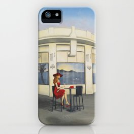 La derniere iPhone Case