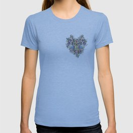 eastern flowers T-shirt