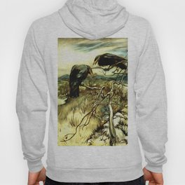 The Two Crows Hoody