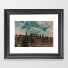 Grow Tall Framed Art Print