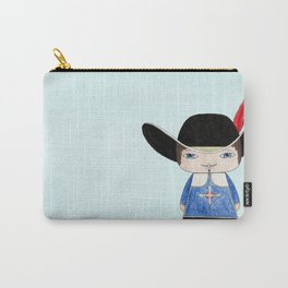 A Boy - Musketeer Carry-All Pouch