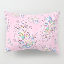 Art attack Pillow Sham