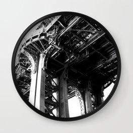 Manhattan Bridge 2 Wall Clock