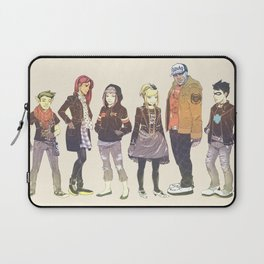 Teen Titans Streetwear Laptop Sleeve