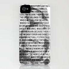 TEDDY iPhone (4, 4s) Slim Case