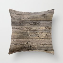 Summer Wood '15 Throw Pillow