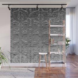 Embossed Metal Wall Mural