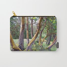 MAGIC MADRONA FOREST Carry-All Pouch