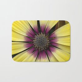 Yellow Calendula Bath Mat
