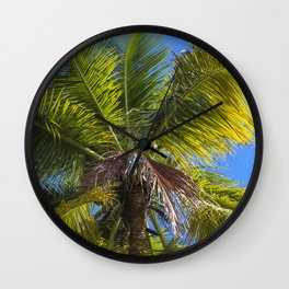 Breeze it Wall Clock