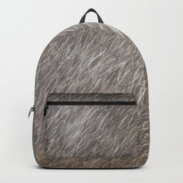 Untitled - Cy Twombly (1970) Backpack