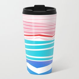 SUMMER WAVE Travel Mug
