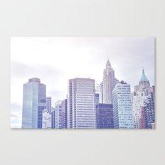 Skyscrapers Canvas Print