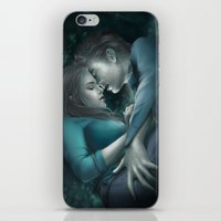 saga iPhone & iPod Skins featuring The Meadow. The Twilight Saga by Natali Simonenko