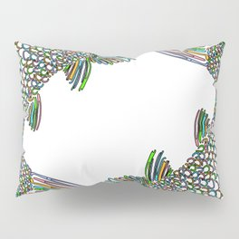 Pisces the Fishes Pillow Sham