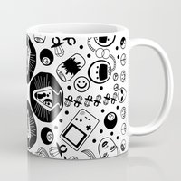 90s Mugs featuring 90s Nostalgia  by shutupbek