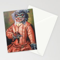Portrait of a Little Critter Stationery Cards