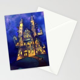 Martin's Castle Stationery Cards