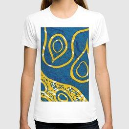 Linocut Print_1 T-shirt