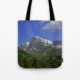 Scenic Seward Highway - Summer Tote Bag