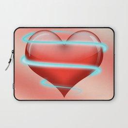 Heartbeat Laptop Sleeve