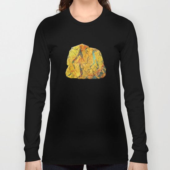 Cave Drawing Long Sleeve T-shirt