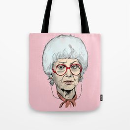 Sophia Petrillo from The Golden Girls (Pink) Tote Bag