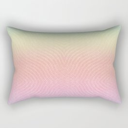 Unicorn Rainbow Bliss Rectangular Pillow