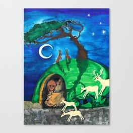 The Enchantment Canvas Print