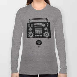 Boomboombox Long Sleeve T-shirt
