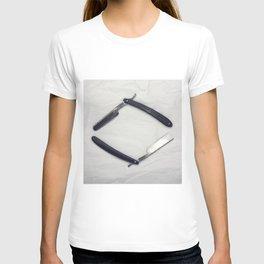 Straight Razors T-shirt