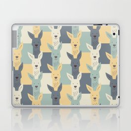 Kangaroos Laptop & iPad Skin