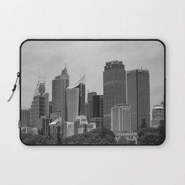Retro Skyline Laptop Sleeve