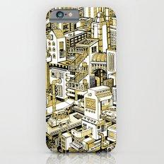 City Machine - Gold Slim Case iPhone 6s